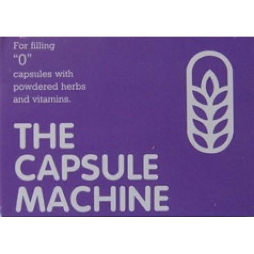 capsule machine size 0