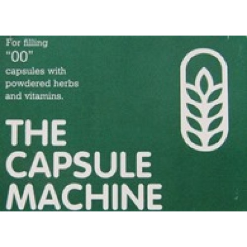 capsule filler machine 00