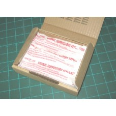 Suppository applicator (10 pack)